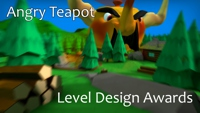 Angry Teapot Level Design Awards